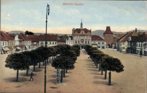 Czech Republic Beroun náměstí 02.47