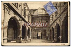 Postcard Old Ocean Pyrenees Toulouse Capitol Court Henry early seventeenth ce...