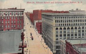 BUFFALO , New York , 00-10s ; Main Street