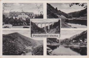 Posazavska stezka , Czech Republic , 1930s