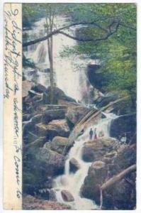 Meadow Creek Falls, Virginia, PU-1909