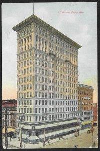 UB Building Dayton Ohio Used c1907