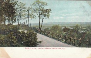 ORANGE MT , New Jersey , 1901-07 ; Eagle Rock