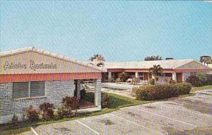 Florida Hollywood Adobe Hacienda Motel
