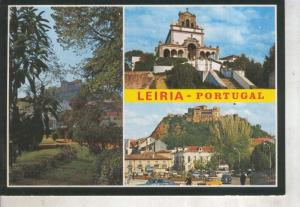 Postal 014174: Vistas varias de Leiria, Portugal