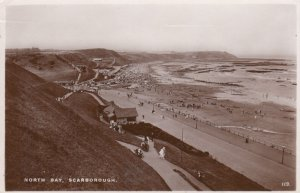 RP; SCARBOROUGH , Yorkshire , UK , 1920s ; North Bay
