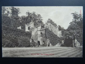 Oxfordshire OXFORD Old City Wall NEW COLLEGE c1905 Postcard by O.F. Stengel & Co
