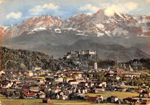 Salzburg Austria Mit Aem Hohen Goll Salzburg Mit Aem Hohen Goll