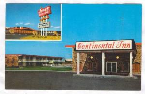Insert, Best Western Continental Inn, Jerry´s Restaurant, Bowling Green, Ken...