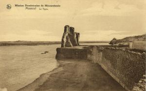 iraq, MOSUL MOSSOUL, The Tigris River (1920s) Mission