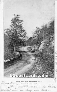 Coon Rock Hill Wurtsboro NY 1906