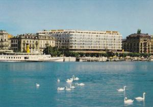 Noga Hilton Hotel , GENEVA , Switzerland, 50-70s