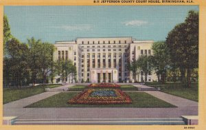 BIRMINGHAM, Alabama, 1930-1940's; Jefferson County Court House