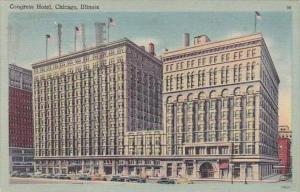 Illinois Chicago Congress Hotel