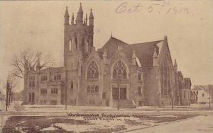Westminster Presbyterian Church, Cedar Rapids, Iowa, PU-1912