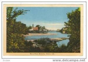 Moire River, Belleville, Ontario, Canada, PU-1940