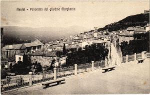 CPA Assisi Panorama dal giardino Margherita . ITALY (547053)