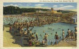 Swimming Pool, Swope Park in Kansas City, Missouri