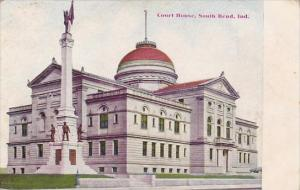 Indiana South Bend Court House