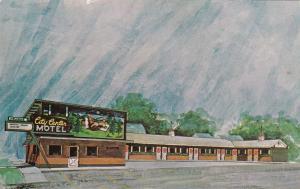 MISSOULA, Montana, 1950-1960's; City Center Motel