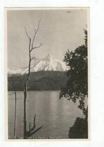 RP: Lago Todos Los Santos y Puntiagudo Volcano Chile