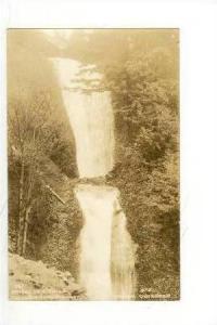 RP  Bridal Veil Water Falls, Columbia River Highway, Oregon, 10-30s