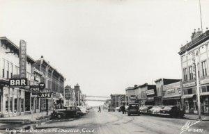 RP: LEADVILLE , Colorado , 30-40s ; Business District