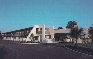 BC ; Kissimmee , Florida , 60-70s ; Adventure Motel, Walt Disney World Epcot ...