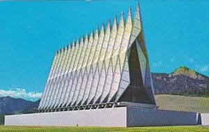 Colorado Springs The Chapel United States Air Force Academy