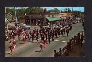 MI Parade Band John R Dept Store HAZEL PARK MICHIGAN PC