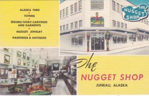 Alaska Juneau The Nugget Shop sk7384