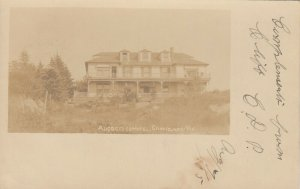 RP: CLIFF ISLAND , Maine , 1905 ; Aucocisco Hotel