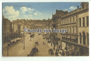 ft1566 - St Patricks Street , Cork , Ireland - postcard