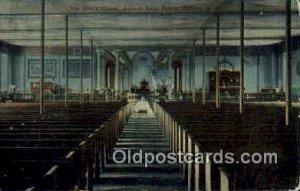 Auburn State Prison, N.Y., New York, USA Prison, Jail, Penitentiary, 1916 rou...