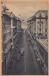 Italy Genova Via XX Settembre