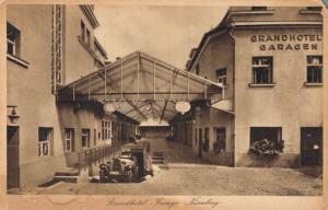Germany Grand Hotel Garage Nürnberg 02.68
