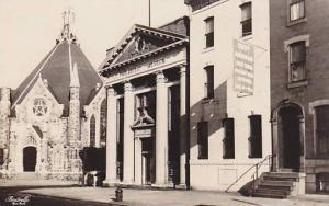 RP: National Philatelic Museum , Philadelphia , Pennsylvania , 30-40s