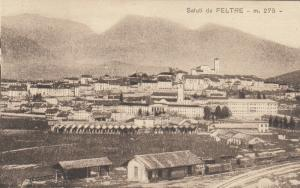 FELTRE , Italy , 00-10s ; Panorama view