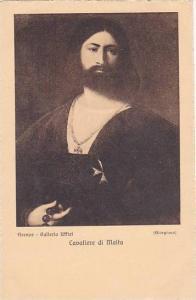 Giorgione Cavaliere di Malta Italy Firenze Galleria Uffiza
