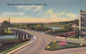 18th Street Viaduct And Bridge Des Moines Iowa