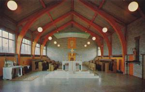 Canada Westminster Abbey Monastic Refectory New Westminster British Columbia