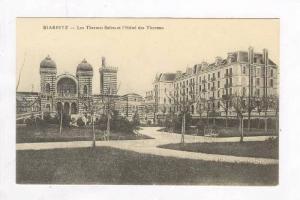 Les Thermes Salins Et l'Hotel Des Thermes, Biarritz (Pyrénées-Atlantiques),...