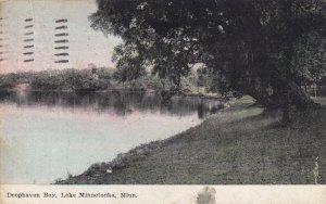 LAKE MINNETONKA, Minnesota, PU-1908; Deephaven Bay