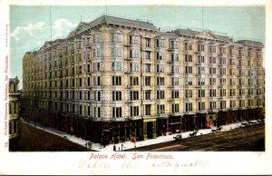 California San Francisco Palace Hotel