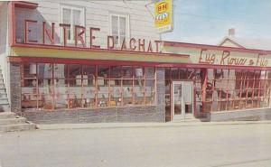 Entree D´Achat , Magasin , Quebec , Canada , 1986