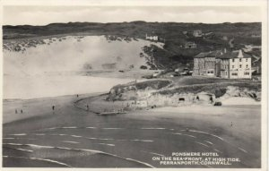 PERRANPORTH , Cornwall , , England , 1920-40s ; Ponsmere Hotel