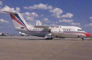 SAFAIR FREIGHTERS BAe 146-100QT