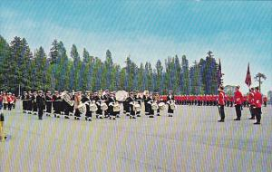 Canada Canadian Services College Band Royal Roads British Columbia