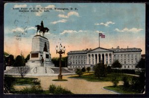 South Front of US Treasury,Washington,DC BIN