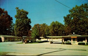 Arkansas Bull Shoals Mar-Mar Motel